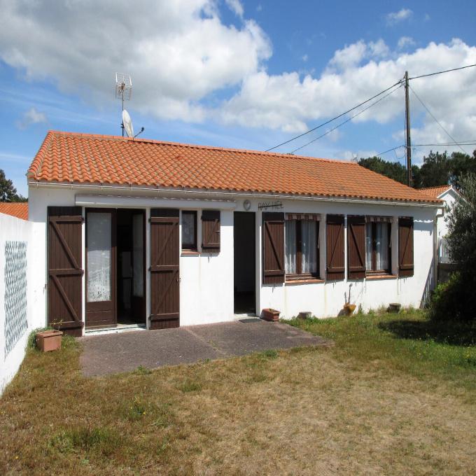 Location de vacances Maison Fromentine (85550)
